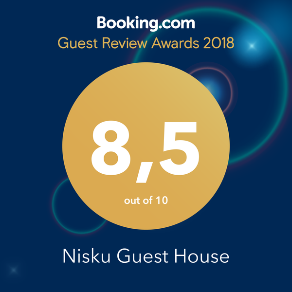 Booking.com Guest Review Rating
